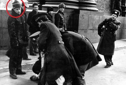Putin, gdy był szpiegiem KGB – archiwalne, zapomniane zdjęcia