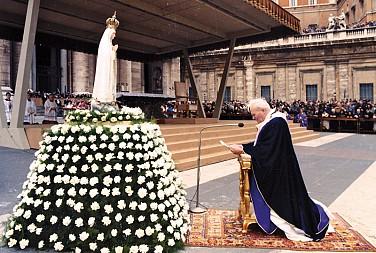 Ukraina zawierza się Niepokalanemu Sercu Maryi