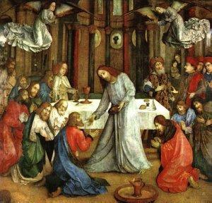 Tajemnica Eucharystii należy do czterech największych tajemnic wiary…[słowo na niedzielę]