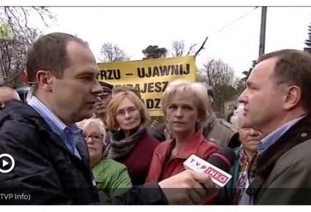 Milanówek: mieszkańcy kontra burmistrz