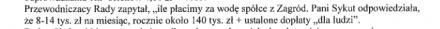 KR 23 maja 2012 zatwierdzenie taryf