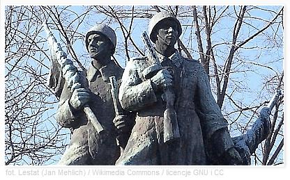 Sowiecki pomnik usunięty z centrum Katowic