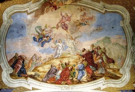 Wniebowstąpienie Jezusa Chrystusa. [słowo na niedzielę]