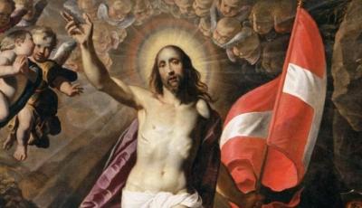 Chrystus zmartwychwstał. On jest kamieniem węgielnym. [słowo na niedzielę]