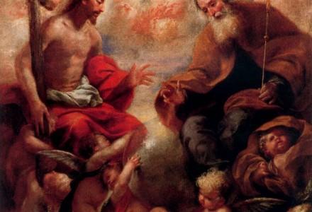 Trójca Święta to Bóg, który jest miłością. [słowo na niedzielę]