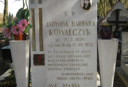 Jaruzelski z honorami, jego ofiary nocą, w prześcieradle, pod drzewem. Przypominamy relację z pogrzebu Jadwigi Kowalczyk