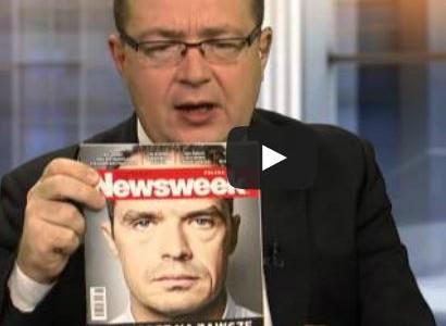 """Ziemkiewicz: PO jak zorganizowana grupa przestępcza – polecamy program """"Chłodnym okiem"""" w Telewizji Republika"""