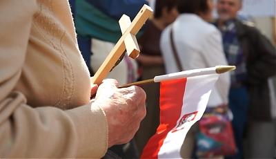 """Powstrzymać deprawację – abp Depo wzywa do modlitwy w sprawie """"Golgota Picnic"""""""