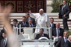 Franciszek: Nigdy wojny! Nigdy więcej wojny!