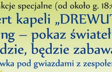 """Kapela """"Drewutnia"""" wystąpi na festynie organizowanym przez mieszkańców Bogucina"""