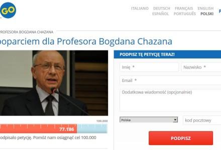 Poprzyjmy prof. Chazana! Złóż podpis pod petycją w jego obronie. Nienarodzone dziecko też jest pacjentem!