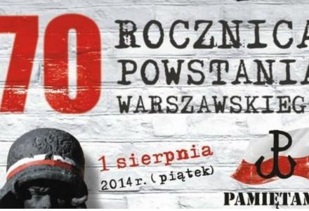 70 rocznica Powstania Warszawskiego. Jest takie miasto…