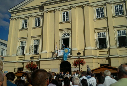 XXI Ogólnopolski Przegląd Hejnałów Miejskich – Lublin 15 sierpnia 2014 r.