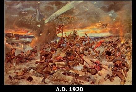 """96. rocznica """"Cudu nad Wisłą"""". 13 sierpnia 1920 roku rozpoczęła się Bitwa Warszawska"""