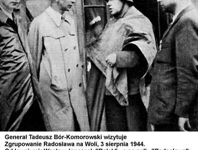 Nieuchronność Powstania Warszawskiego. JAK Z TRAGEDII GRECKIEJ.  Autor: ALEKSANDER GIEYSZTOR