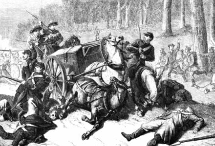 Bitwa pod Żyrzynem. Jedno z największych zwycięstw Powstania Styczniowego
