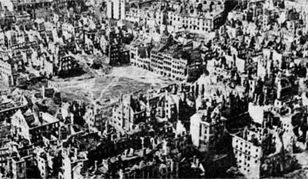 Straty spowodowane przez Niemców w Warszawie w latach 1944-45 wyniosły 45,3 mld $!