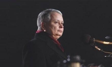 """Lech Kaczyński: """"Narody mogą się jednać tylko i wyłącznie w prawdzie."""" <br /> Przemówienie z uroczystości 70 tej rocznicy napaści sowietów na Polskę"""