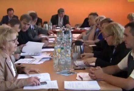 5 września 2014 – Sesja Rady Gminy Garbów [wideo]