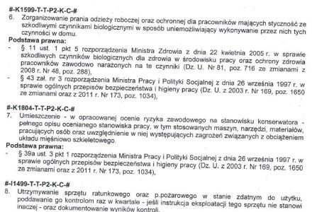 Kontrola w Państwowej Inspekcji Pracy w Gminie Garbów [edukacja samorządowa]