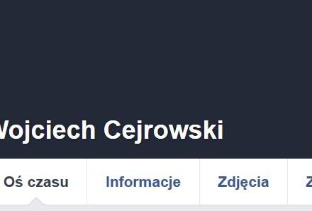 Facebook cenzuruje Cejrowskiego