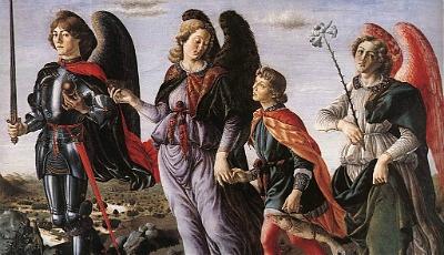 29 września – Święci Archaniołowie Michał, Rafał i Gabriel