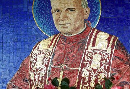 22 października 2014 – po raz pierwszy przeżywamy liturgiczne wspomnienie Jana Pawła II jako świętego