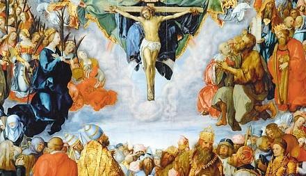 Wszyscy Święci i Święte Kościoła – módlcie się za nami