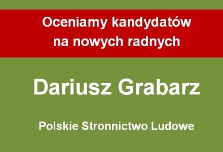 """Radny Dariusz Grabarz – radny, który nie broni mieszkańców i głosuje """"za wiatrakami"""""""