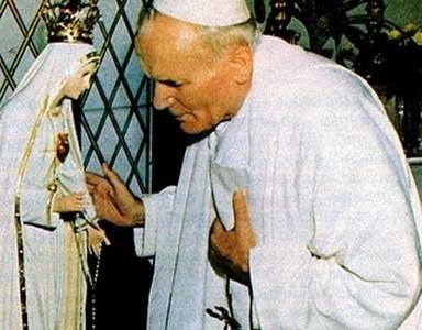 Maryja jest naszą duchową Matką…