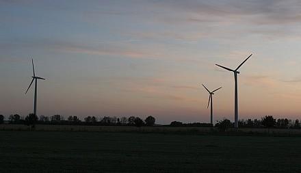 Wiatraki bez zmian – koalicja PO – PSL odrzuciła projekt, który miał na celu doprecyzowanie przepisów budowy farm wiatrowych
