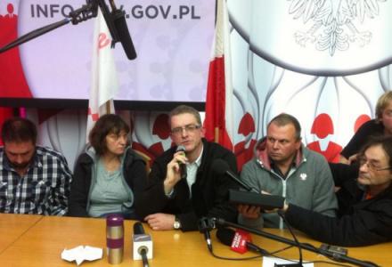Telewizja Republika: Trwa okupacja siedziby PKW