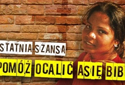Pomóż ocalić Asię Bibi! Podpisz apel do prezydenta Islamskiej Republiki Pakistanu
