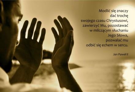 Czym jest modlitwa? [słowo na niedzielę]