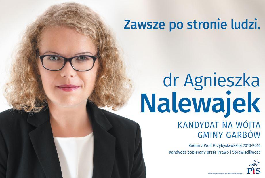 Zawsze Po Stronie Ludzi Wywiad Z Dr Agnieszką Nalewajek