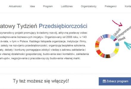 Światowy Tydzień Przedsiębiorczości w Lublinie – od 17 listopada 2014