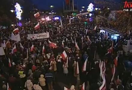 Przemówienie Jarosława Kaczyńskiego na Marszu 13 Grudnia 2014 [polecamy całość]
