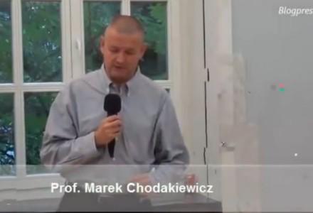 Dlaczego w Polsce ciągle rządzą lewacy? – prof. Marek Chodakiewicz