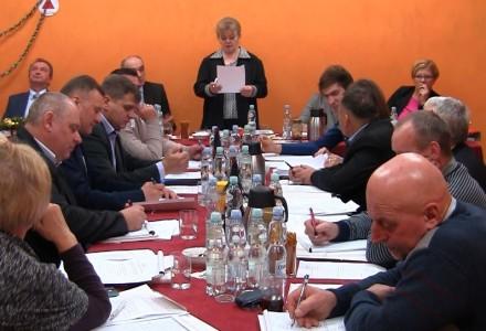 16 grudnia 2014 – Sesja Rady Gminy Garbów [wideo]