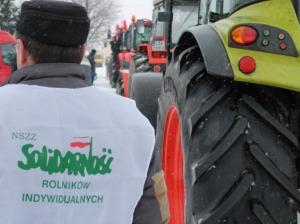 3 lutego 2015 roku – Ogólnopolski protest rolniczy organizowany przez Solidarność Rolników Indywidualnych. Przyłącz się!