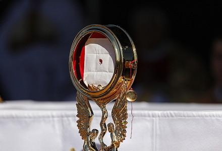Najświętsza Eucharystia tajemnicą wiary [słowo na niedzielę]
