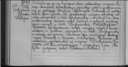 Gawron władysław 1943