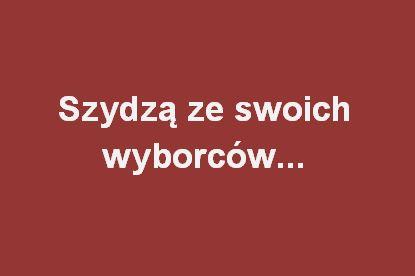 """Niezalezna.pl: Politycy PO drwią ze swoich wyborców.  """"Dwa razy obiecać to jak raz dotrzymać""""… szok"""