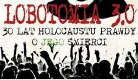 """""""Lobotomia 3.0"""", czyli co III RP zrobiła z mózgami Polaków [polecamy książkę]"""