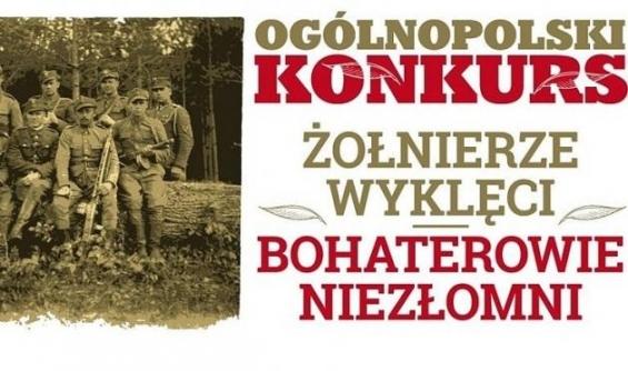 Znalezione obrazy dla zapytania VIII konurs ogolnopolski żolnierze wyklęci bohaterowie niezlomni