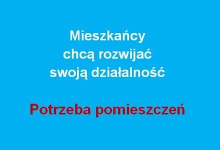 Koło Gospodyń Wiejskich z Przybysławic wnioskuje o budowę Domu Ludowego. Lokalne społeczności potrzebują pomieszczeń