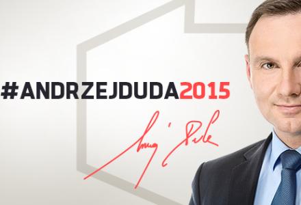 Zbieramy podpisy poparcia dla Andrzeja Dudy