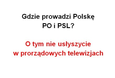 niewygodne.info – Polska służba zdrowia na 34. miejscu w Europie (na 36 państw badanych)!!!