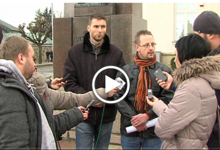Krośnieńska lekcja demokracji: Skarga na brak informacji o publicznych wydatkach [oglądaj w TVP Rzeszów]