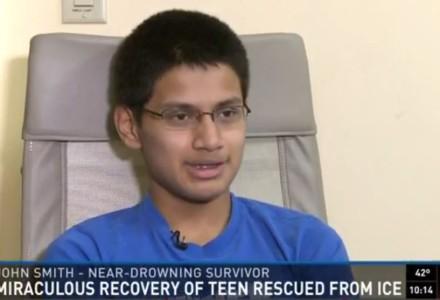 FRONDA.PL: Ten chłopiec był martwy 45 min. Duch Święty go uratował! Zobacz film!